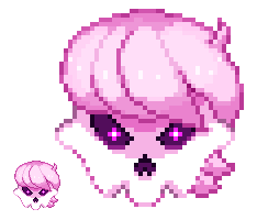 Mystery Skulls_Lewis icon by C0si