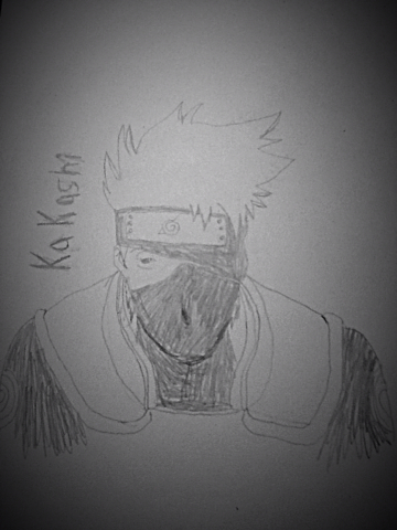 Kakashi (better version) by Tchustz