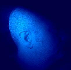 the blue side of my mind