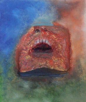 Self Portrait - Scream