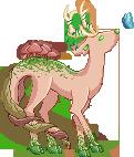 Forest Spirit by CannedLemonade