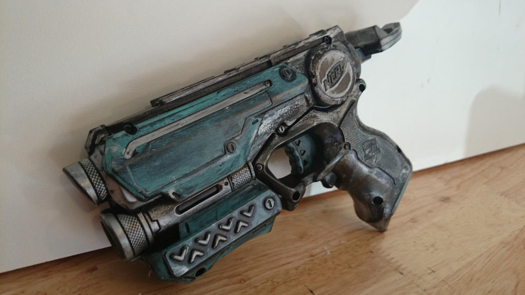 nerf firestrike mod by AlTheGeek ...