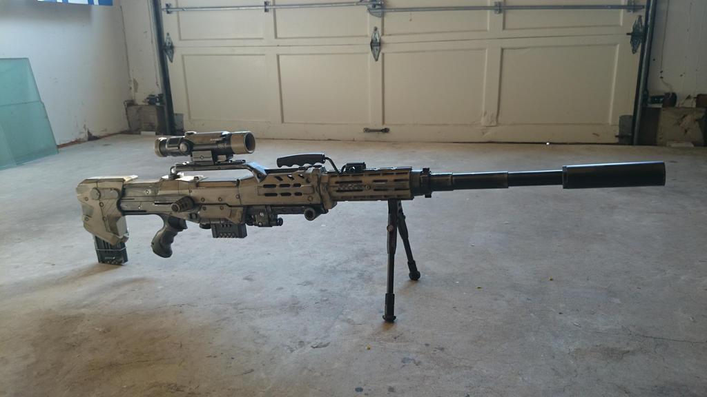 My longshot 50 sniper mod by AlTheGeek ...