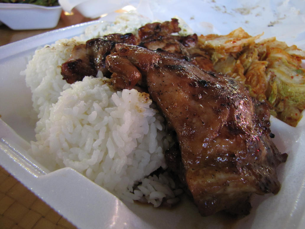 Korean BBQ in hawaii yum by kikkolovesyou