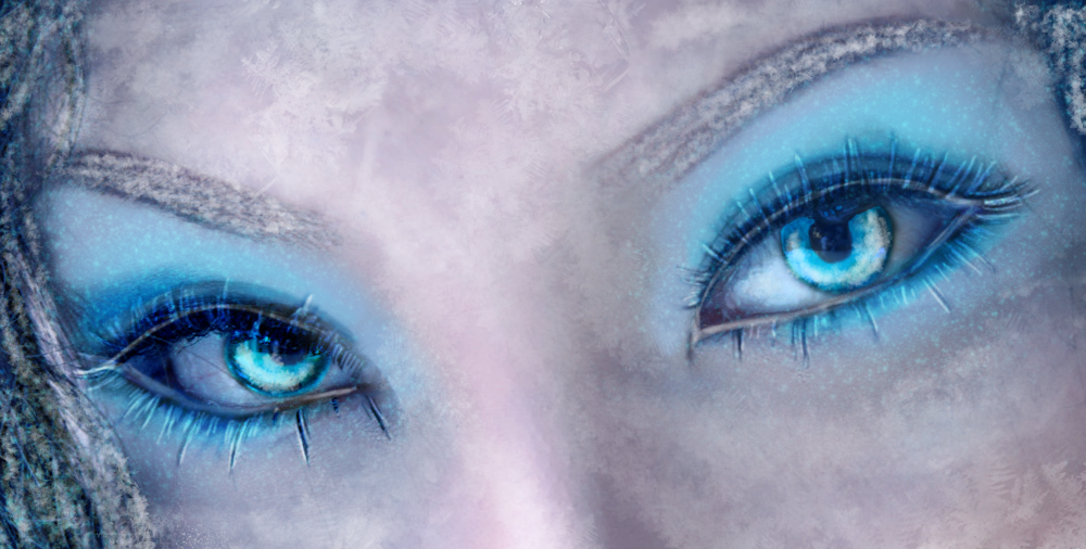 icy eyes by neo anime haven