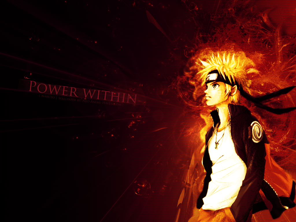 Power within by Neo-Anime-Haven on DeviantArt