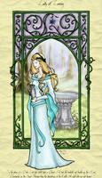 Lady of Lorien, by Achen089