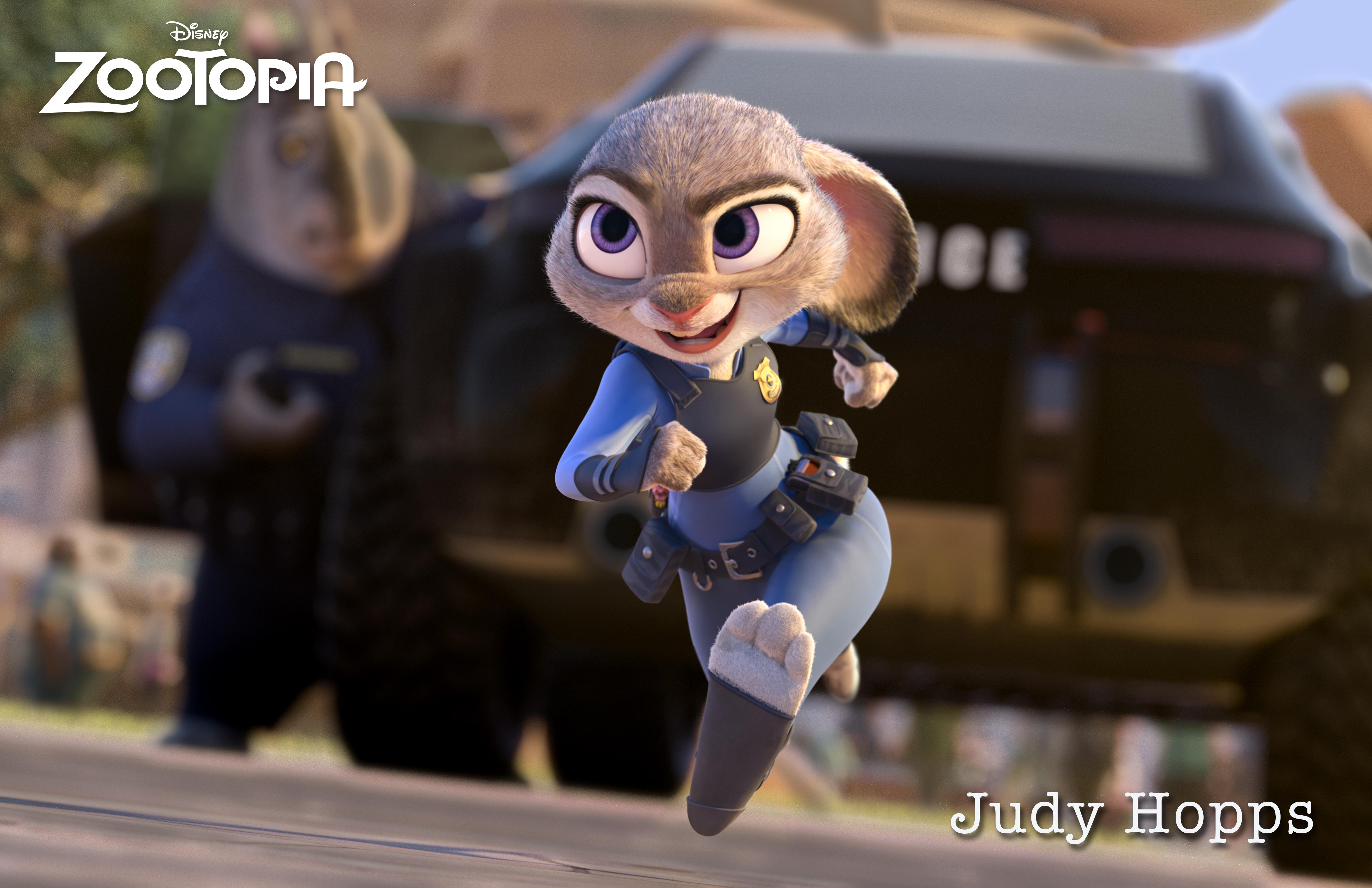 Zootopia-judy-hopps by sgtjack2016