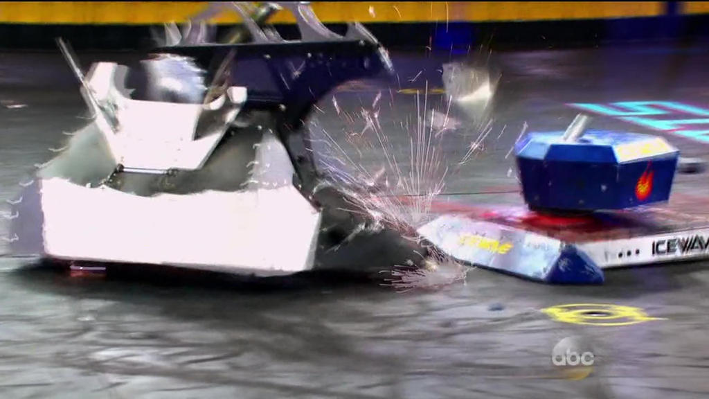 Round of 16: ICEWAVE vs CHOMP. by sgtjack2016