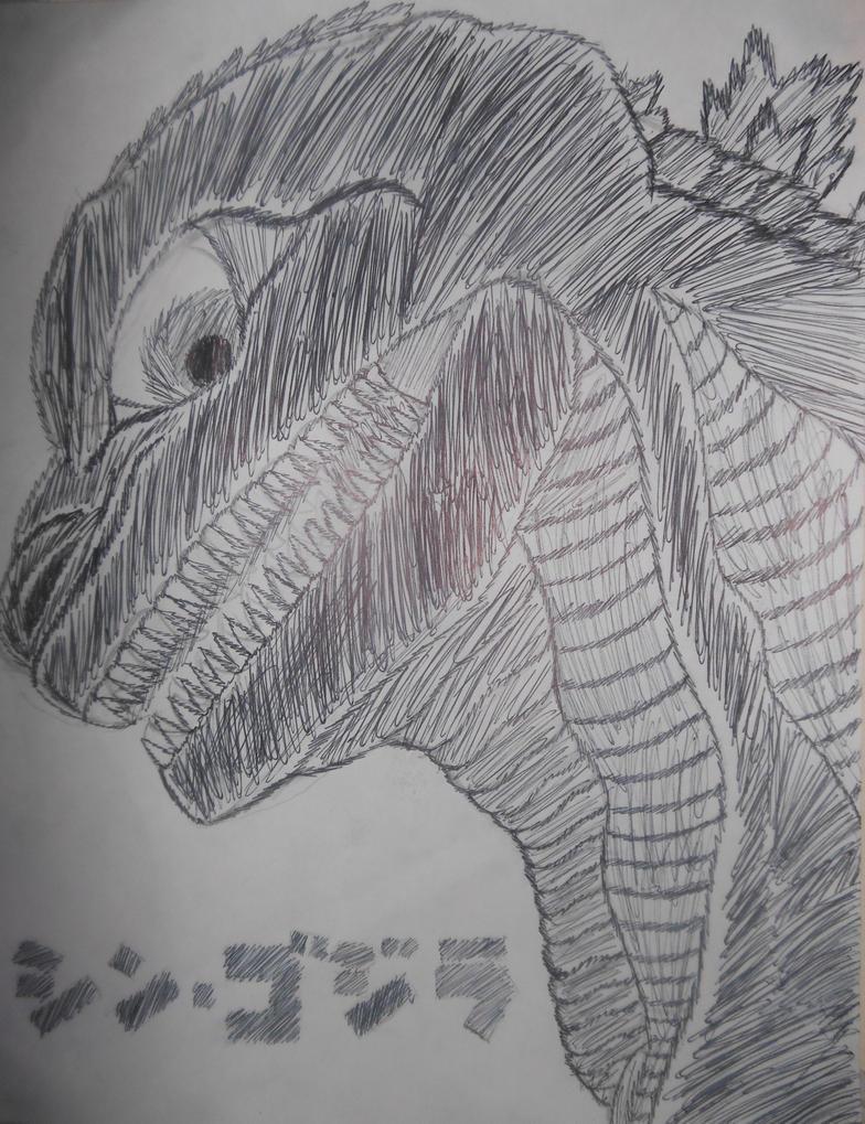 Godzilla Resurgence poster by sgtjack2016