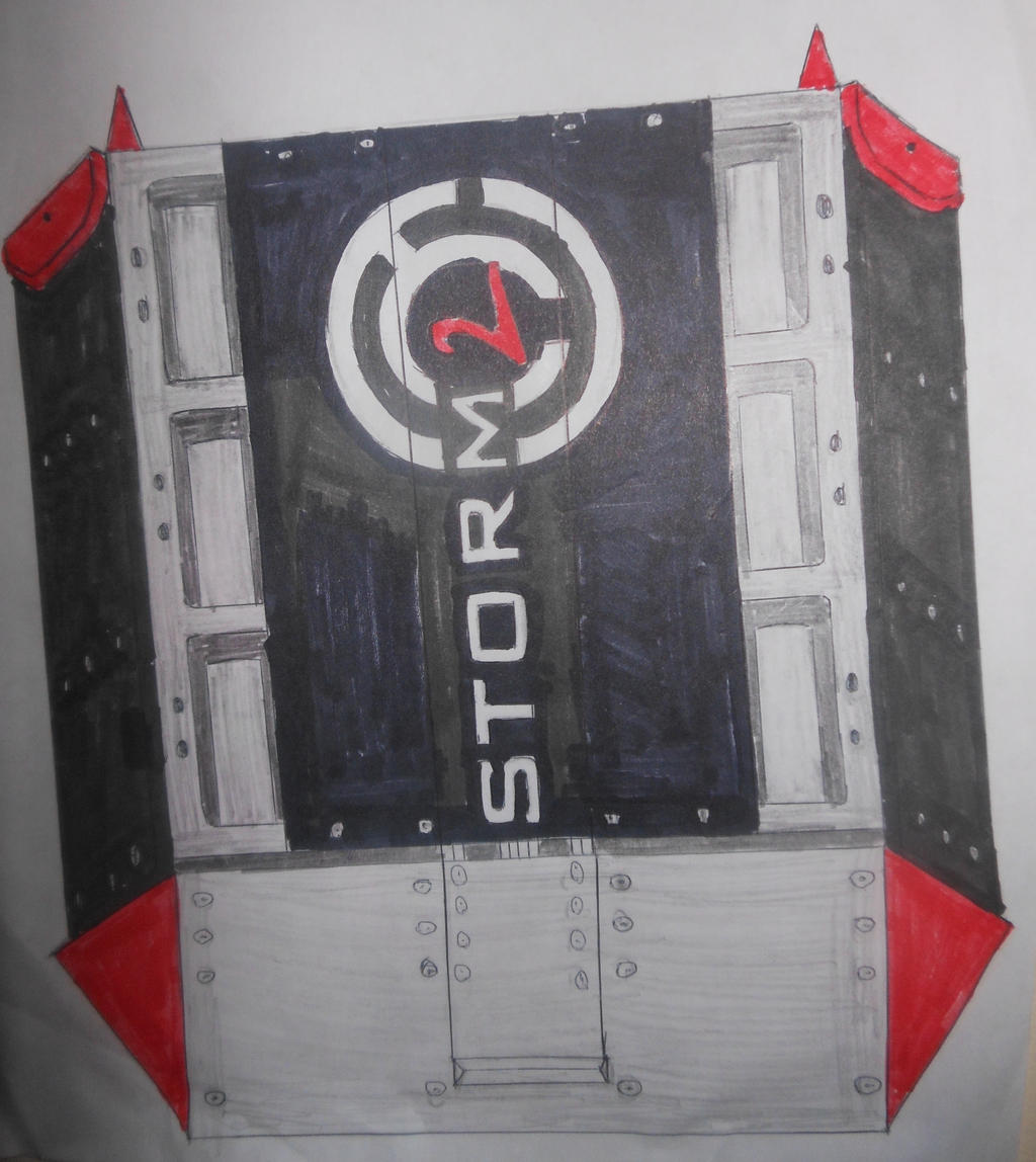 Robot Wars Series 8 STORM2 by sgtjack2016