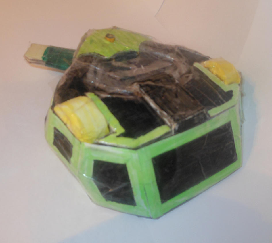 Robot Wars Series 9 CARBIDE model (Angle 5) by sgtjack2016