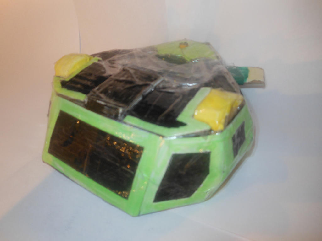 Robot Wars Series 9 CARBIDE model (Angle 6) by sgtjack2016