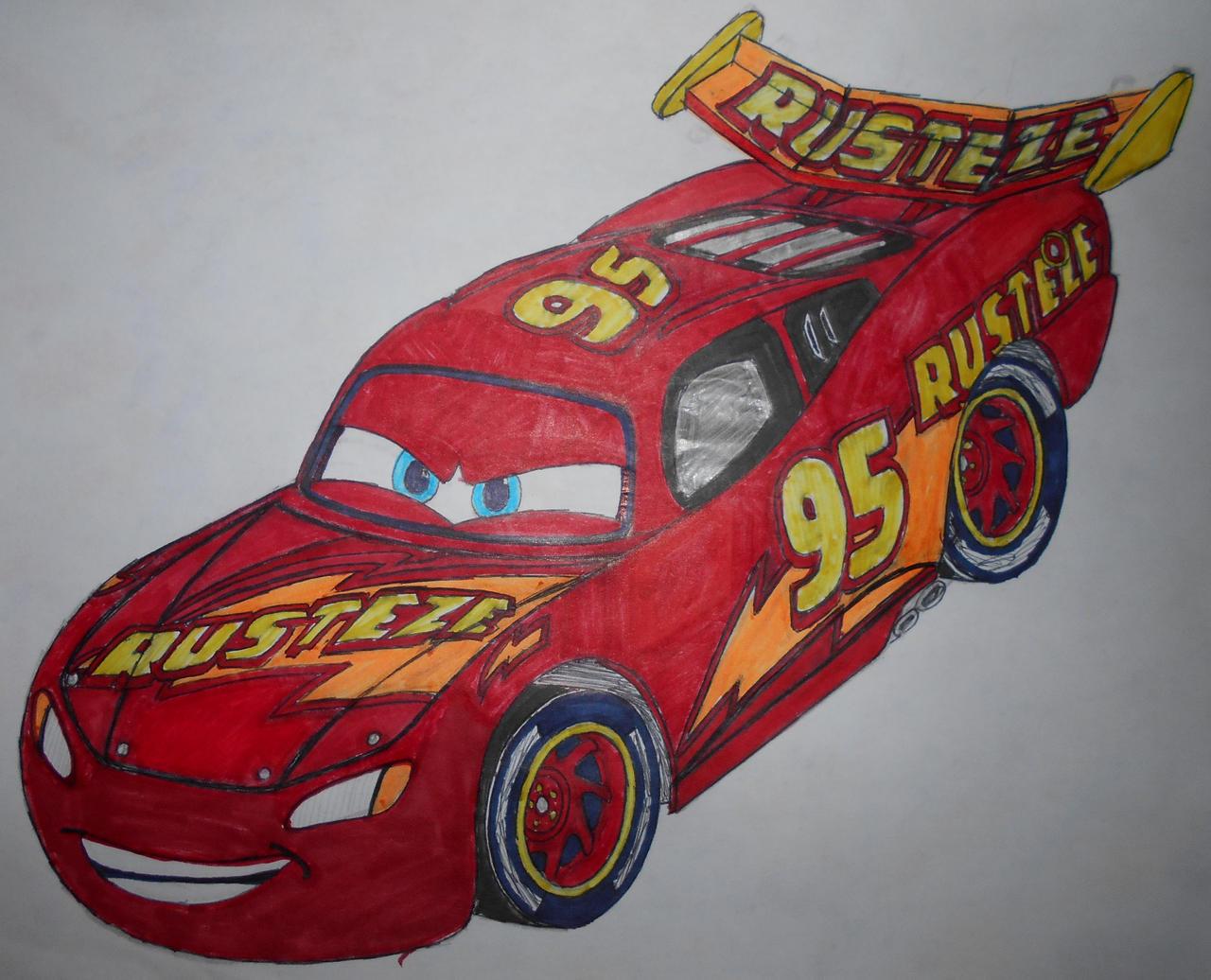 Cars 3 Next Generation Lightning Mcqueen 2 0 By Sgtjack2016 On Deviantart