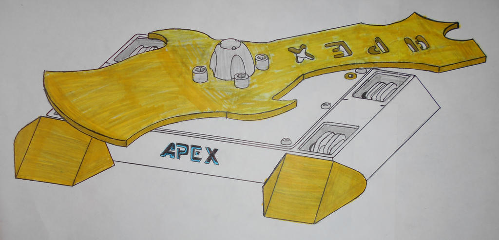 Extreme Robots! 2018 Apex by sgtjack2016