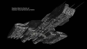 Stargate Daedalus Bottom