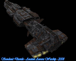 Ancient Aurora Warship 3