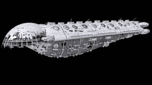 Reaver Galleon Ship wip 2 by Davide-sd