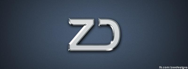 Zd Logo By Zainu