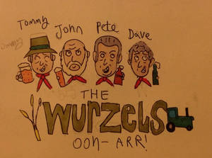 Never Mind the Bullocks 'cause here's The Wurzels
