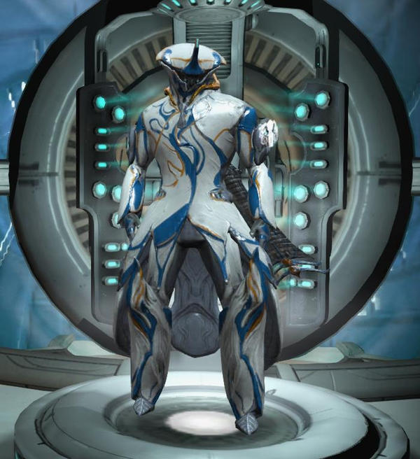 8. Warframe: Frost (A.K.A. Polaris) by LegendofVelotron on ...  Frost