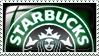 Dark Starbucks Stamp by l8