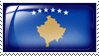Republic of Kosova Stamp by l8