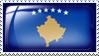 Republic of Kosova Stamp by l8