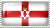 Northern Ireland Flag Stamp by l8