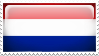 Netherlands Stamp by l8
