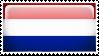 Netherlands Stamp by l8