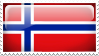 Norway Stamp by l8