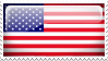 America Stamp by l8