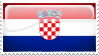 Croatia Stamp by l8