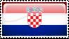 Croatia Stamp by l8