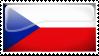Czech Republic Stamp by l8