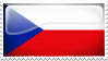 Czech Republic Stamp by l8