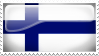 Finland Stamp by l8