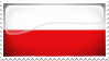 Poland Stamp by l8