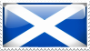 Scotland Stamp by l8