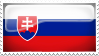 Slovakia Stamp by l8