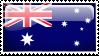 Australia Stamp by l8