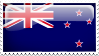 New Zealand Stamp by l8