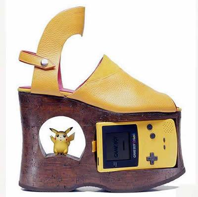 pokemon shoes by Mrsitachi21