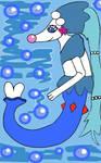Primarina, the mermaid Pokemon