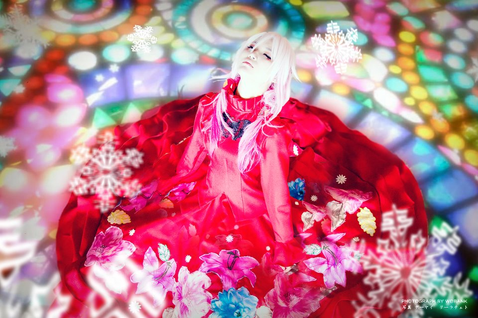 Guilty Crown Yuzuriha Inori Cosplay by minimumdes