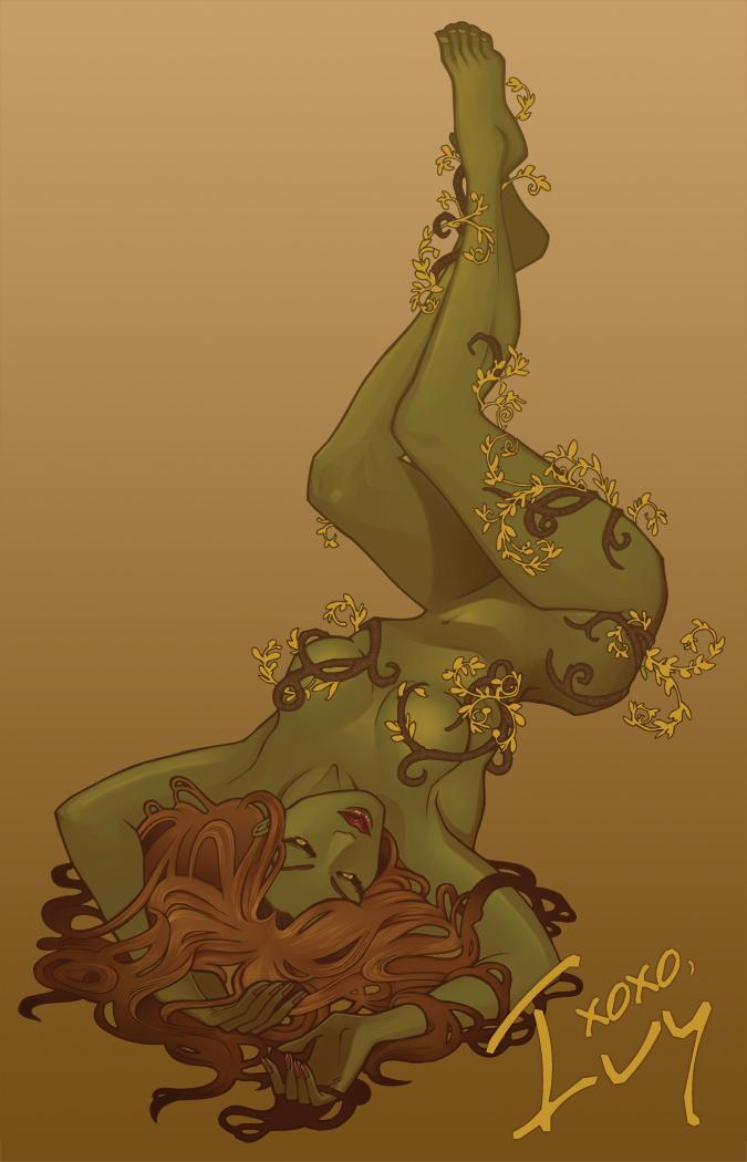 Poison Ivy by sanya