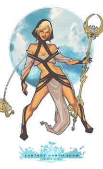 Fantasy Earth Zero: Sorceress