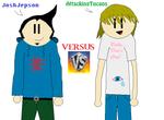 Versus by chazstudios101