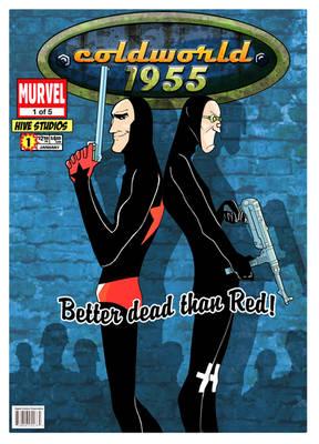 Coldworld 1955 Magazine Cover
